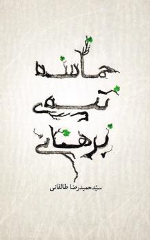 طرح جدید جلد کتاب حماسه تپه برهانی سید حمیدرضا طالقانی